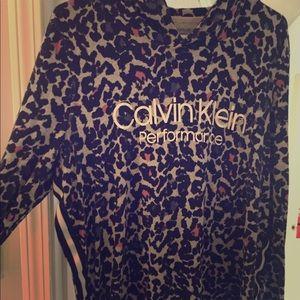 Calvin Klein performance hoodie-